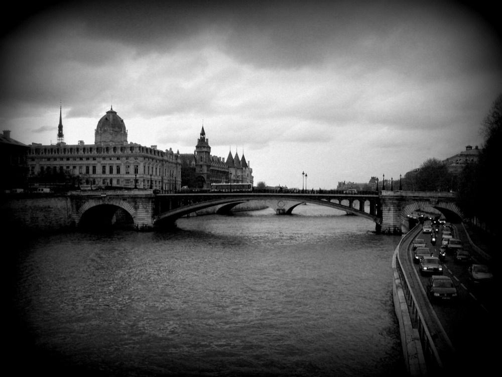 La Seine,Michelle Chaplin
